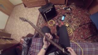 John Murphy – Don Abandons Alice (OST 28 Weeks Later) Loop pedal cover