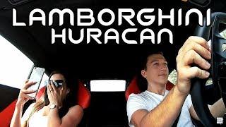 Jeździłem Lamborghini Huracan na Uberze w Dubaju!