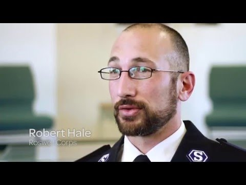 The Salvation Army Soldier's Testimony
