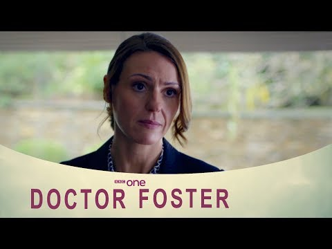 Gemma and Simon come face to face - Doctor Foster: Series 2 Episode 1 - BBC One
