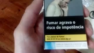 67. Европейские сигареты.