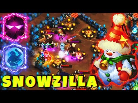 SNOWZILLA | 8 BW | 7 Unholy Pact | GAMEPLAY ! | CASTLE CLASH