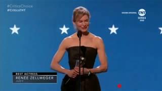 Renee Zellweger wins best actress, Critics Choice Awards 2020