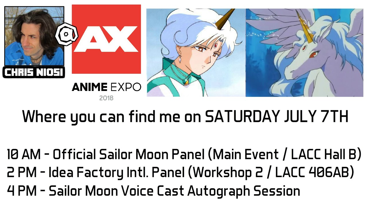 See Me Anime Expo 2018 On Saturday 7