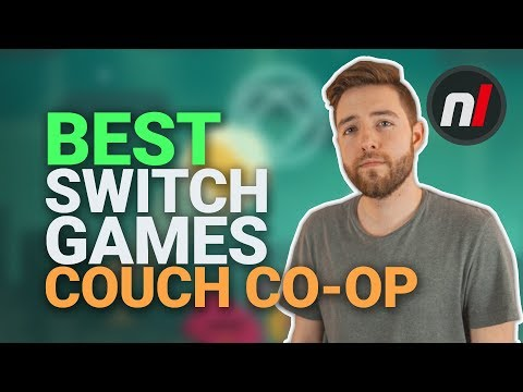 Best Couch Co-Op Multiplayer Games On Nintendo Switch