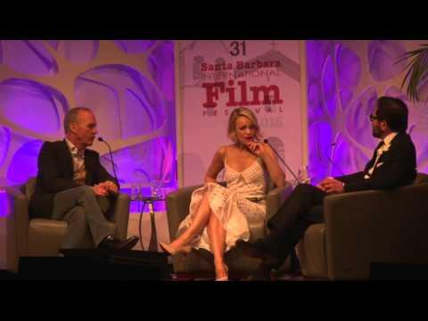 SBIFF 2016 - American Riviera - Michael Keaton & Rachel McAdams Talk Taking On Spotlight