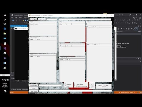 Polaris Bios Editor 3 0 - YouTube