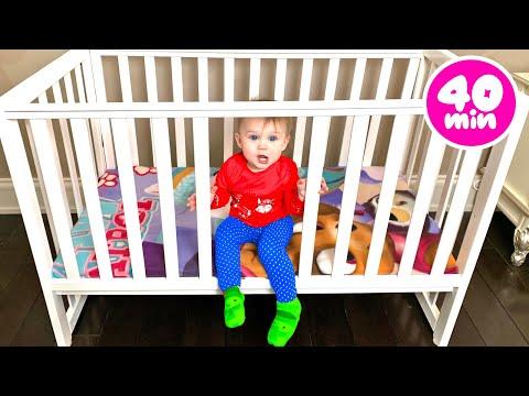 Five Kids Children's Songs Sing Together Best Videos
