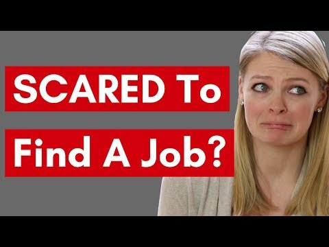 Why You're TERRIFIED To Find A New Job (Even If You're Completely Miserable)