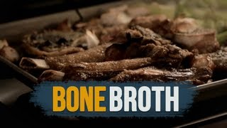 How To Make Bone Broth - Fitlife Tv - Drew Canole