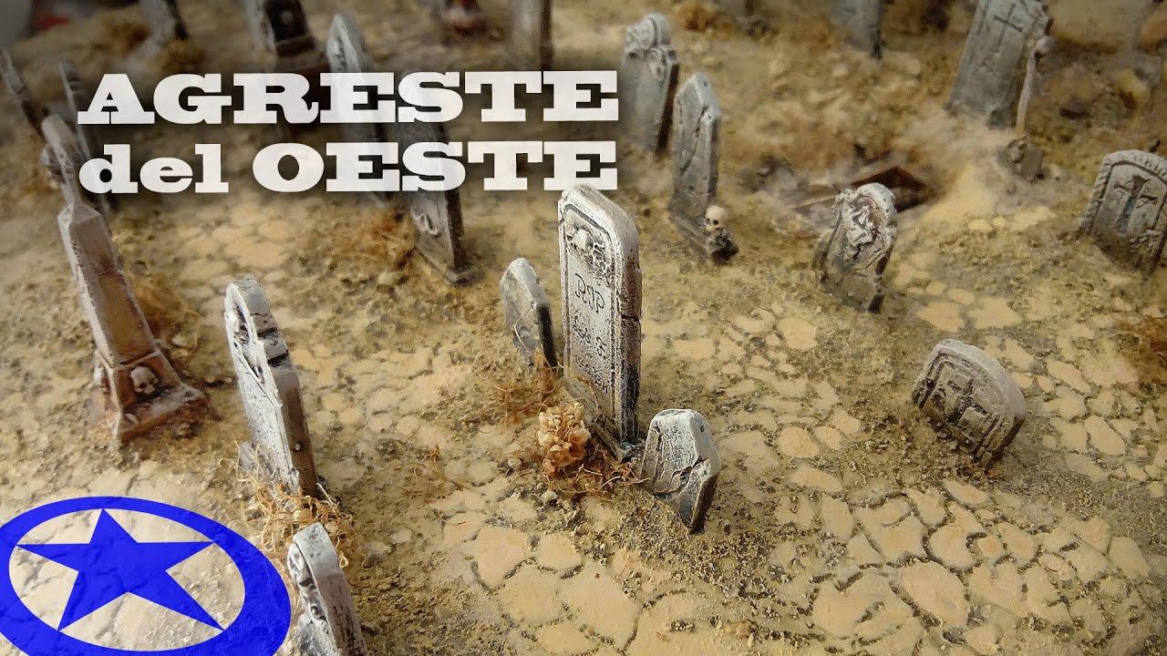 Cementerio para LA AMÉRICA de DRÁCULA