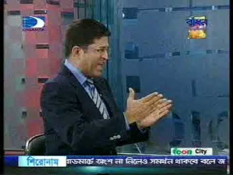 Khandaker Mizanur Rahman Live  Interview with  Shamim Asraf