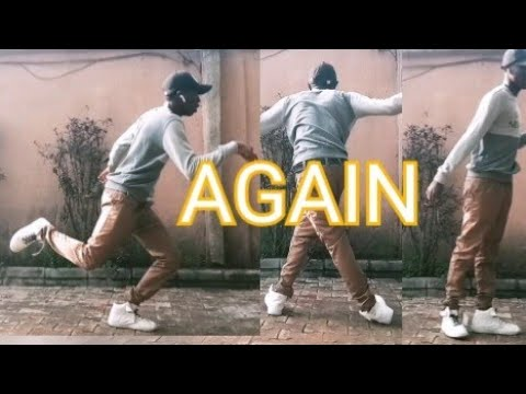 Wande Coal – Again [Official Dance Video]