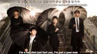 2AM - Can't Say I Love You (???? ? ??) - (eng&rom) MP3
