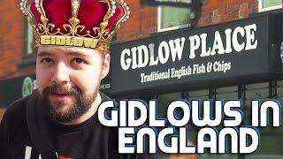 GIDLOWS IN ENGLAND | U.K. Roadtrip