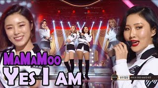 MAMAMOO - Yes I am