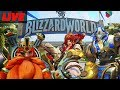 Overwatch's Blizzard World Grand Opening!