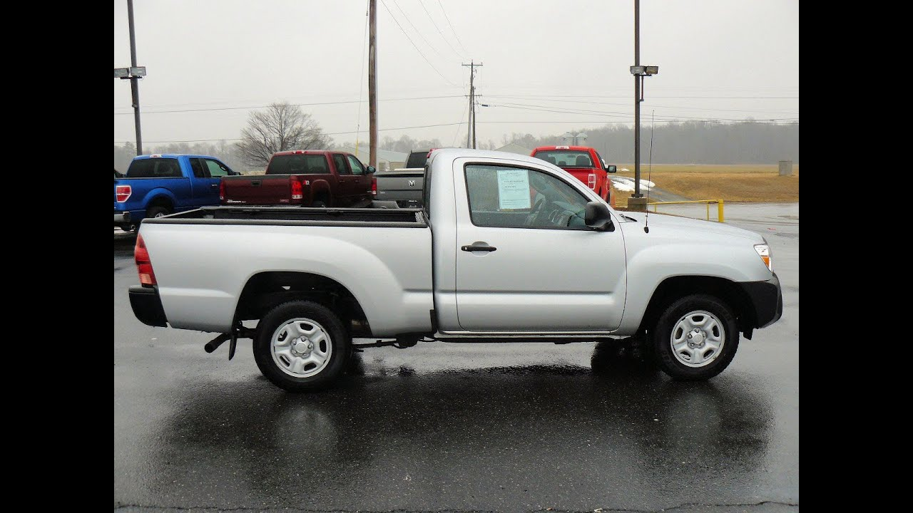 Toyota Used Trucks >> 2013 Toyota Tacoma Used Toyota Trucks For Sale F402398a Youtube