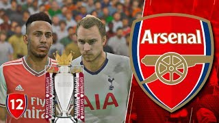 FIFA 2020 MODDED ARSENAL CAREER MODE!   SERIES FINALE! [#12]