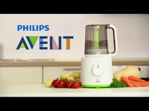Миксер Philips HR1459/00 - YouTube