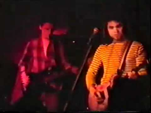 Spiral Eye Live @ Lichfield Arts Centre 25th January 1992