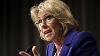 Betsy DeVos ripping off students