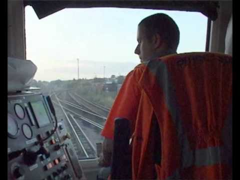 So, you want to drive trains?
