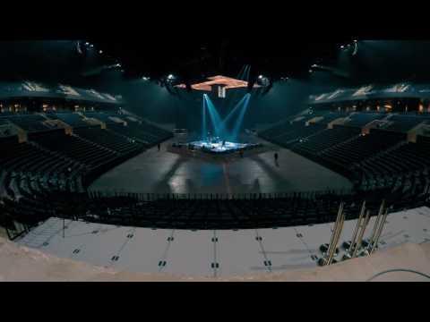 Metallica: Royal Arena Time Lapse