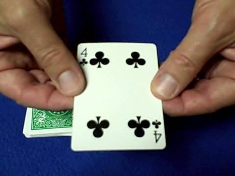 Amazing Mentalism Card Trick Revealed