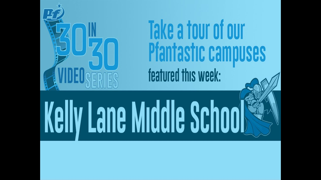 Kelly Lane Middle School / Homepage