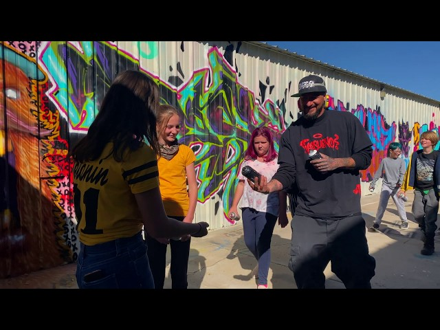 Artistic Justice -- Student Film from We Make Movies Smartphone Studio Taos Workshop