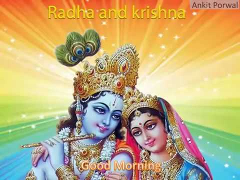 Good Morning Radha Krishna Youtube