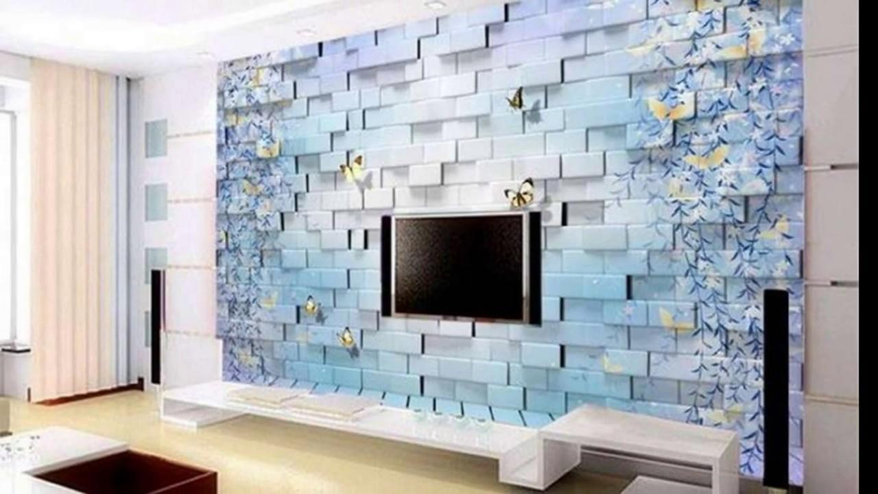 Wohnzimmer Tapezieren Ideen.11 Wohnzimmer Tapeten Ideen 2019