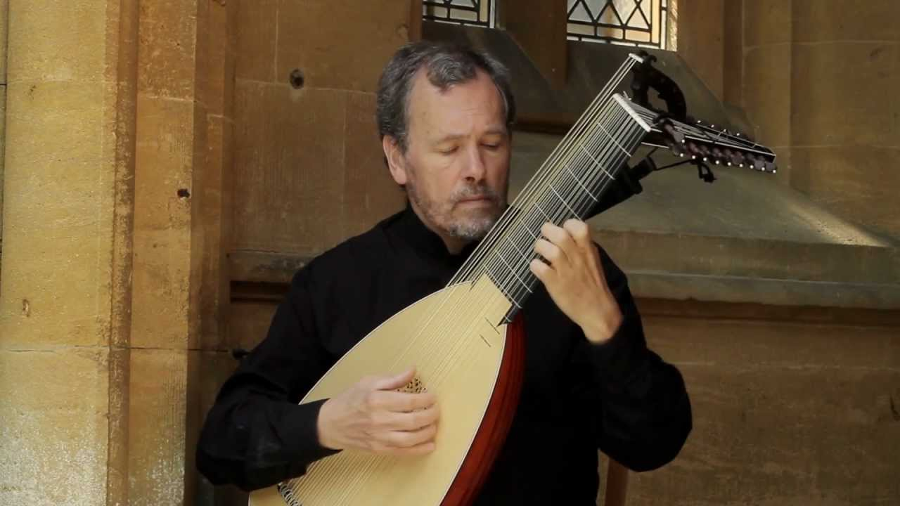 Nigel North, Sarabande from Partitia in G minor by Sylvius Leopold Weiss