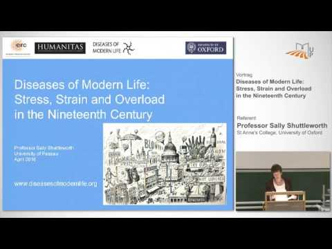 Sally Shuttleworth - Diseases of Modern Life