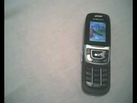 Samsung SGH-E630 #63