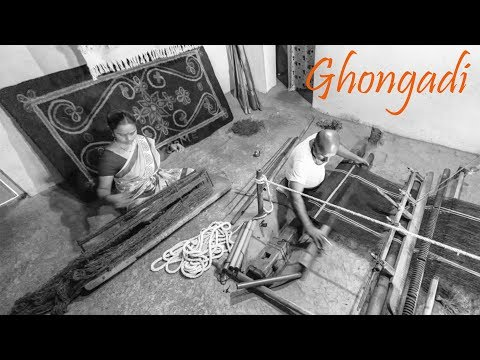 How its Made - Traditional Handwoven Ghongadi from Kolhapur. Made from Pure Sheep Wool. from YouTube · Duration:  19 minutes 6 seconds