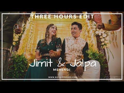 Jimit & Jalpa Destination wedding Film | Same day edit | Della Resorts, Lonavala