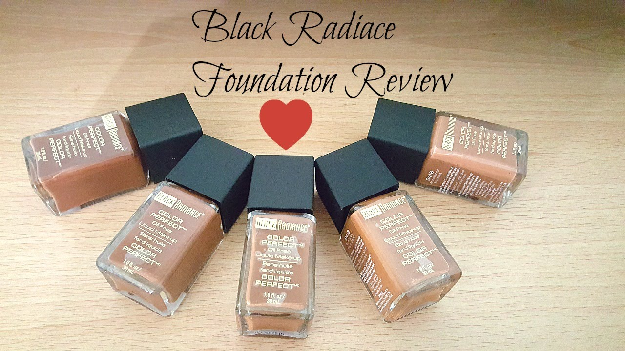 Color Perfect Liquid Make-Up by black radiance #11