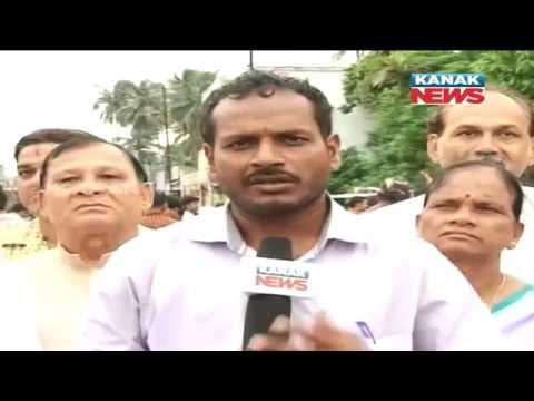 Mahanadi Barrage Row: 12 Hours Odisha Band by Congress- Puri 1