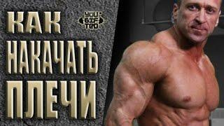 Программа тренировки - ПЛЕЧИ! От Алексея Борисова