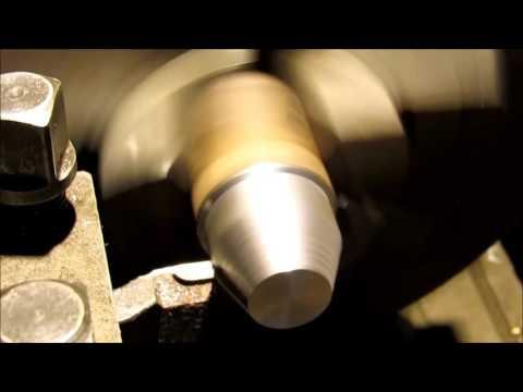 Как точить конус на токарном станке