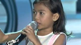 "The Voice Kids  ""Let it Go""  Lyca Darlene & Edray"