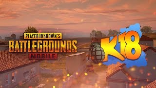 PUBG Mobile : Serious gameplay ?? Duos with Roach XD
