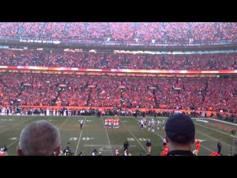 New England Patriots at Denver Broncos - AFC Championship Game - Sports Authority Field - Denver, CO