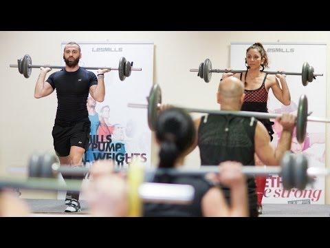 Energy Fitness Club Πάτρας, παρουσίαση Les Mills