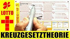 Lotto 6 aus 49 !!! Auf Vollsystem Schein richtig spielen