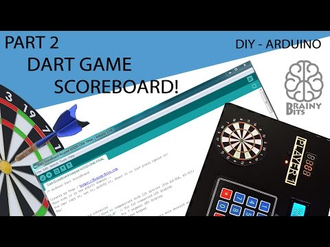 Let's make a Dart Game Scoreboard - Part 2 - Tutorial