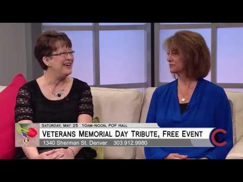 Denise Plante - Veterans Memorial Day Tribute