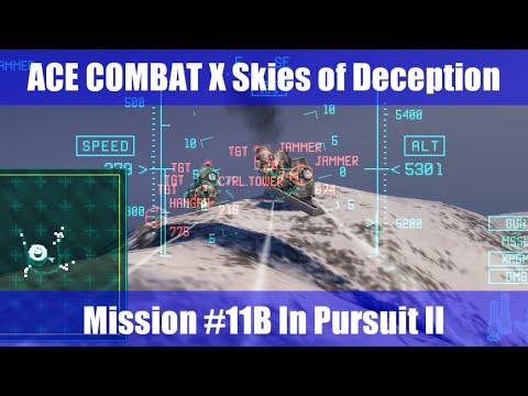 [M:11B] エースコンバットX スカイズ・オブ・デセプション/ACE COMBAT X Skies of Deception